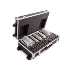 BOSCH 11-DELIG DIAMANTKERNKIT (5 KERN) IN TROLLEY CASE 2608587007