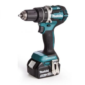 MAKITA DLX5043PT 18V 5PC COMBO KIT INC 3X 5AH BATTS WITH TWIN CHARGER 1