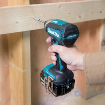 MAKITA DLX5043PT 18V 5PC COMBO KIT INC 3X 5AH BATTS WITH TWIN CHARGER 3